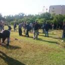 حملات تطوعية لتنظيف بعض الأحياء ببوسعادة