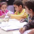 """مشاركة أطفال""""مبادرة"""" في اللقاء الدولي للطفل و الكتاب"""