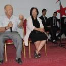 a l'honeure de Mme. Hafsa Bisker et Mr. Saleh Belkbi