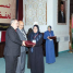 فوز نادية بوساق بالمرتبة الأولى في عمان